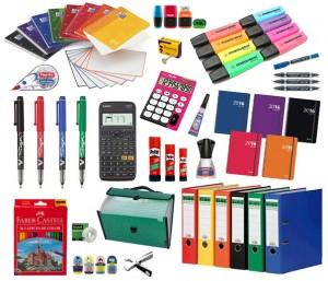 La manera más rápida de comprar materiales escolares